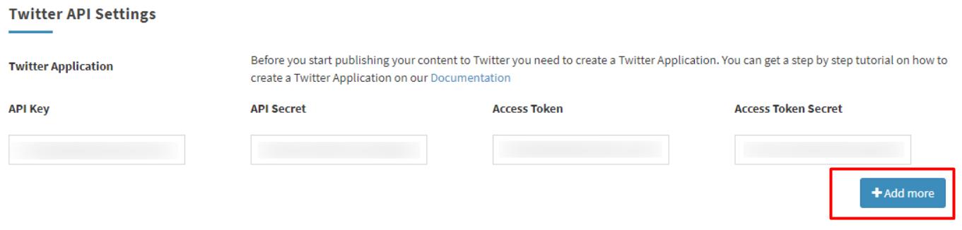 Configure Unlimited Accounts